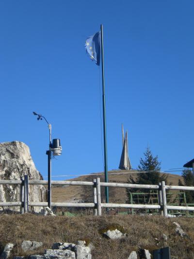 Stazione Meteo M3V al Monte Corno
